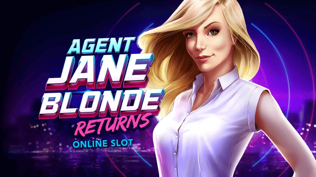agent jane blonde -alpha420